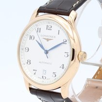 Longines Master Collection Oro rosa 38mm Blanco Arábigos España, Barcelona