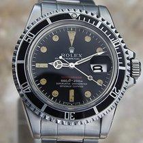 Rolex Submariner Date Zeljezo 40mm Crven Bez brojeva