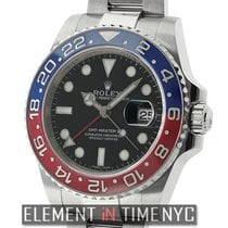 Rolex GMT-Master II 116719 BLRO pre-owned