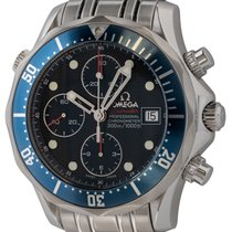 Omega Seamaster Diver 300 M 2225.80 2008 pre-owned