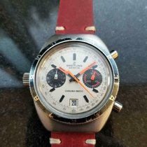 Breitling Chrono-Matic (submodel) Steel 38mm White United States of America, California, Beverly Hills
