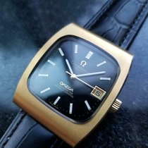 Omega Constellation Gold/Steel 33mm Black United States of America, California, Beverly Hills