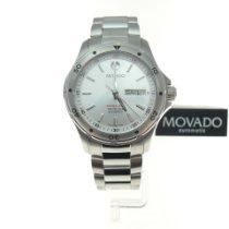 Movado Stål Automatisk 2600082 ny