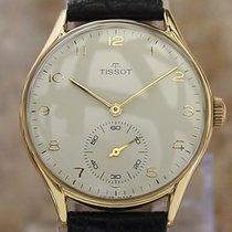 Tissot Oro amarillo 36mm Cuerda manual Tissot 1960 Solid 18k Gold Watch usados
