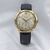 Movado Yellow gold 35,5mm Manual winding pre-owned