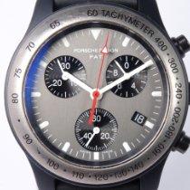 Porsche Design Titan 34mm Kvarts 6611.14 brugt