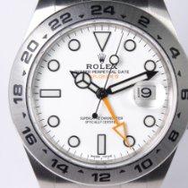 Rolex Explorer II Stahl 42mm Weiß Keine Ziffern Deutschland, Dortmund