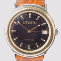 Wempe Steel 34mm Automatic 83241 pre-owned