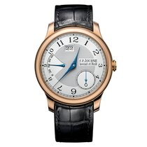 F.P.Journe Octa Rose gold 40mm Silver United States of America, Connecticut, Greenwich