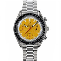 Omega Speedmaster Steel 39mm Yellow