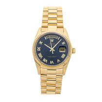 Rolex Day-Date 36 Yellow gold 36mm Black Roman numerals United States of America, Pennsylvania, Bala Cynwyd
