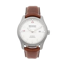 Bremont Steel 43mm Automatic SOLO/WH-SI pre-owned United States of America, Pennsylvania, Bala Cynwyd