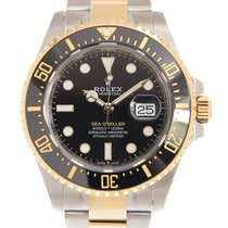 Rolex Sea-Dweller Deepsea new Automatic Watch with original box and original papers 126603BK_O