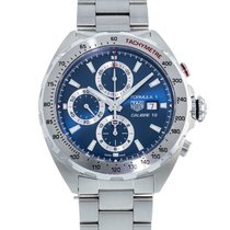 TAG Heuer Formula 1 Calibre 16 Steel 44mm Blue United States of America, Georgia, Atlanta