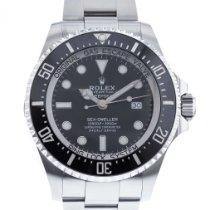 Rolex Sea-Dweller Deepsea 126660 2010 pre-owned