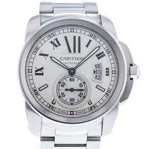까르띠에 Calibre de Cartier W7100015 2010 중고시계
