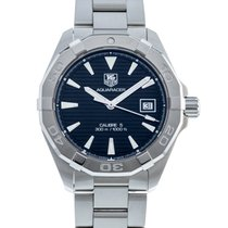 TAG Heuer Aquaracer 300M WAY2110 2010 pre-owned