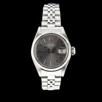 Rolex Oyster Perpetual Lady Date Stahl 26mm
