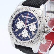 Breitling Chronomat 44 Airborne nuevo Automático Cronógrafo Reloj con estuche y documentos originales AB01154G/BD13