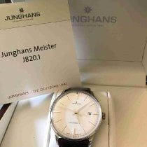 Junghans Steel 38,4mm Automatic 027/4130.00 new