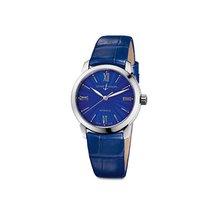 Ulysse Nardin Classico neu 2020 Automatik Uhr mit Original-Box und Original-Papieren 8103-116-2/E3