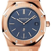 Audemars Piguet 15202OR.OO.1240OR.01 Pозовое золото 2019 Royal Oak Jumbo 39mm новые