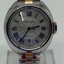 Cartier Clé de Cartier Acier 40mm Argent Romains France, Paris