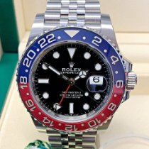 Rolex GMT-Master II 126710BLRO 2018 pre-owned