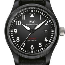 IWC IW326901 Cerámica 2020 Pilot Chronograph Top Gun 41mm nuevo