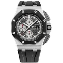 Audemars Piguet 26400IO.OO.A004CA.01 Titanium 2019 Royal Oak Offshore Chronograph 44mm new United States of America, New York, New York