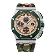 Audemars Piguet Royal Oak Offshore Chronograph 26400SO.OO.A054CA.01 Sin usar Acero 44mm Automático
