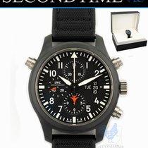 IWC Pilot Chronograph Top Gun nuevo 2016 Automático Cronógrafo Reloj con estuche original IW379901