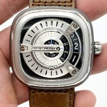 Sevenfriday Otel 47mm Atomat M1/01 folosit