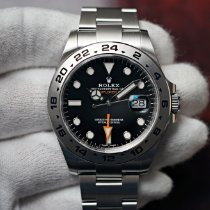 Rolex Explorer II Steel 42mm Black No numerals United States of America, Florida, Orlando