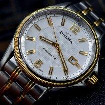 Delma Gold/Steel 42mm Automatic 52601.604.6.014 new