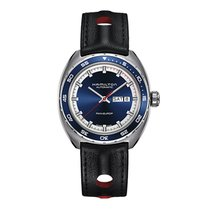 Hamilton Pan Europ H35405741 New Steel 42mm Automatic