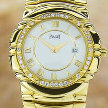 Piaget Tanagra Yellow gold 33mm White Roman numerals United States of America, Connecticut, Darien