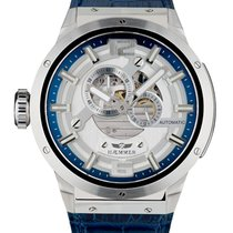 Haemmer Steel 50mm Automatic GG-200 new
