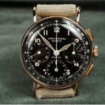 Universal Genève Compax 12476 18 1940 pre-owned