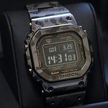 카시오 G-샥 GMW-B5000TCM-1JR 매우 우수 티타늄 쿼츠