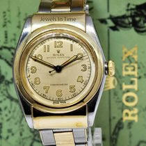 Rolex Bubble Back Gold/Steel 33mm Champagne United States of America, Florida, 33431