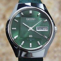 Seiko Grand Seiko Stål 36mm Grøn