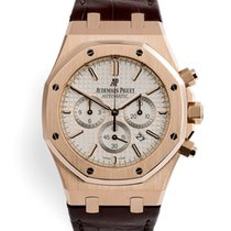 Audemars Piguet Royal Oak Chronograph Pозовое золото 41mm Cеребро