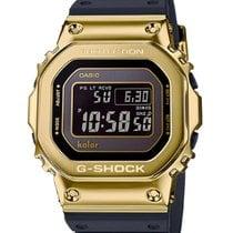 Casio G-Shock Steel 49.3mm Black Arabic numerals