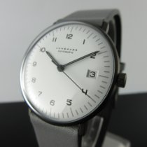 Junghans Steel 34mm Automatic 027/4006.04 new