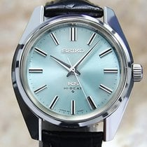 Seiko Acero 37mm Cuerda manual Seiko King Seiko 45-7000 usados