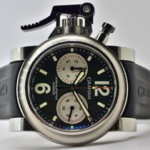 Graham Chronofighter Oversize 20VAS Good Steel 46mm Automatic
