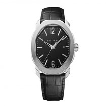 Bulgari Octo Steel 41mm Black Arabic numerals United States of America, Florida, Miami