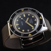 Naj-Oleari Steel 42mm Automatic pre-owned