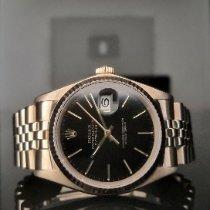 Rolex Datejust Or jaune 36mm Or Sans chiffres France, Bordeaux